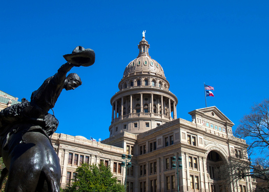 A coalition of Hispanic and African-American voting rights groups is asking a three-judge federal panel to issue an immediate ruling to their 2011 challenge to voting districts in Texas. (iStockphoto)