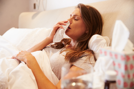 Flu season can bring misery, but there are commonsense ways to avoid it and to keep it from spreading. (monkeybusinessimages/iStockPhoto)