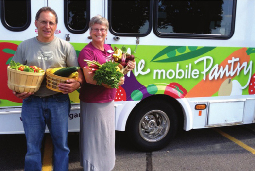 Minnesota's population is aging, particularly in rural areas, where many seniors don't have easy access to grocery stores. (Hungersolutions.org)