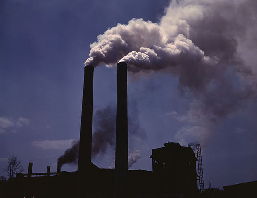 Portions of the Clean Air Act could be eliminated under measures now being considered in Congress. (Alfred Palmer)