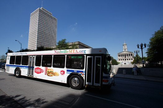 Advocates for public transportation are urging Gov. Bill Haslam to make public transportation funding a part of his infrastructure plan this year. (Tennessee Public Transportation Association)