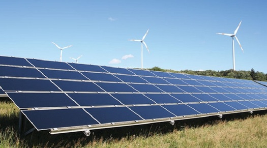 There's been a big shift to solar and wind power in the world's developing countries. (Sierraclub.org)