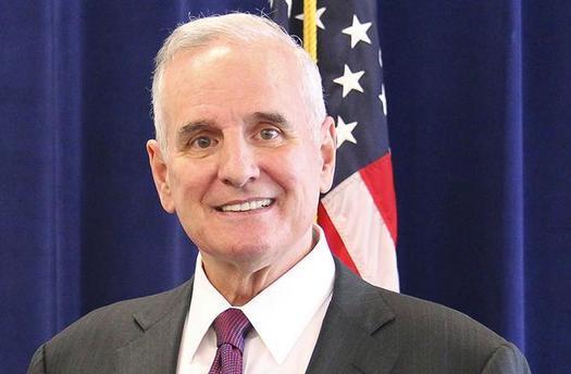 Gov. Mark Dayton has a plan to help Minnesotans pay for health insurance. (mn.gov)