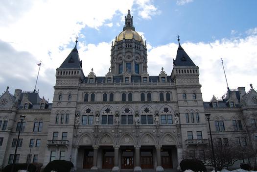 Connecticut legislators must close a $3 billion budget deficit over the next two fiscal years. (Jim Bowen/Flickr)