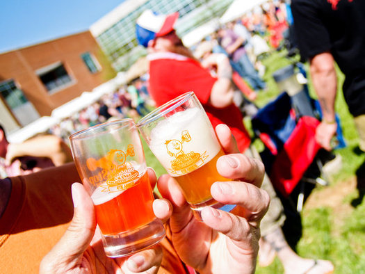 "The Thirsty Orange Brew Extravaganza in April is one event for members of Tennessee's new ""Brewly Noted Beer Trail."" (Sherry Hamilton/Thirsty Orange)"