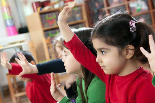 Children�s advocates say all-day pre-kindergarten programs give Texas children a significant advantage when they begin school. (Children's Defense Fund-Texas)