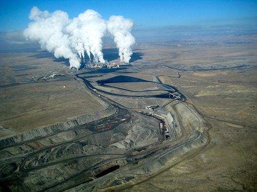Energy from the coal-fired San Juan Generating Station is at the center of a case before the New Mexico Supreme Court tomorrow. (Wild Earth Guardians via Flickr)