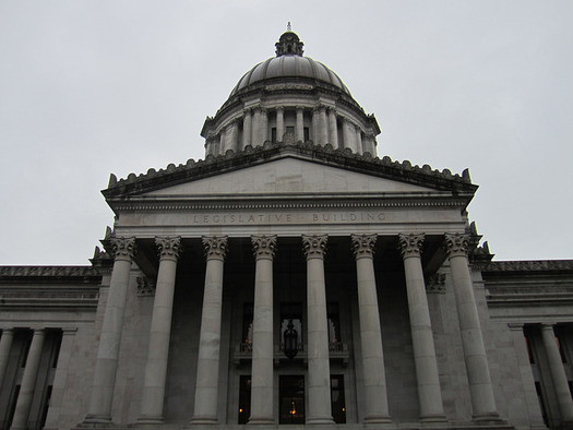 HB 1179 aims to close the pay gap between part-time and full-time faculty at community and technical colleges. (SounderBruce/Flickr)