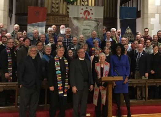 Growing numbers of churches in Minnesota have pledged to provide sanctuary for immigrants if the Trump administration steps up deportations. (isiahmn.org)