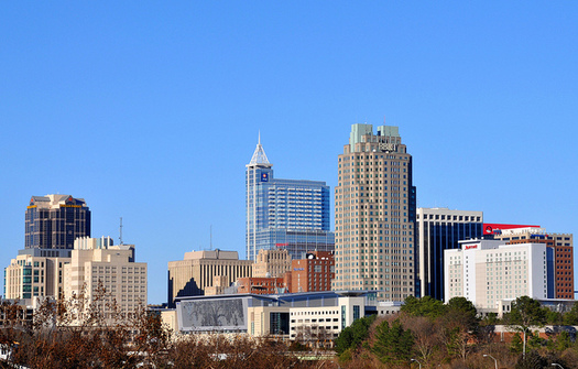 Thousands are expected in Raleigh on Saturday for the Raleigh Women's March, a sister event of the Women's March on Washington. (James Willamor/Flickr)