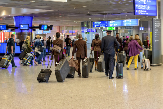 Under President Trump's new immigration policy, some refugees arriving at U.S. airports over the weekend were detained or turned back. (ampak/iStockphoto)