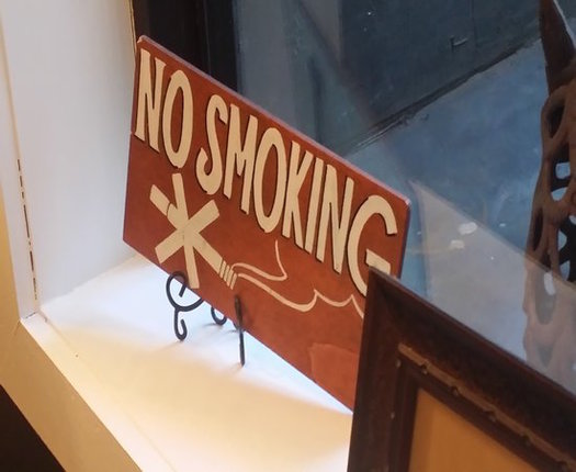 A new poll finds the vast majority of Granite Staters support the current smoke-free law and even more don't want to see it changed. (Mike Clifford)