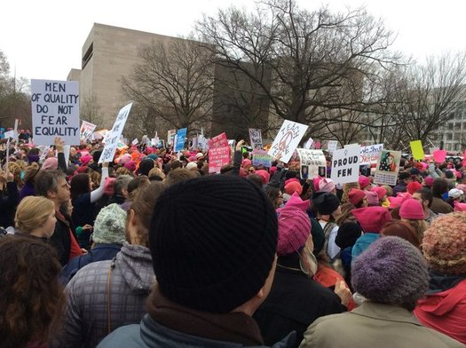 In addition to showing up at marches and rallies, more people are joining and donating to progressive organizations, in North Carolina and across the country. (Women AdvaNCe)