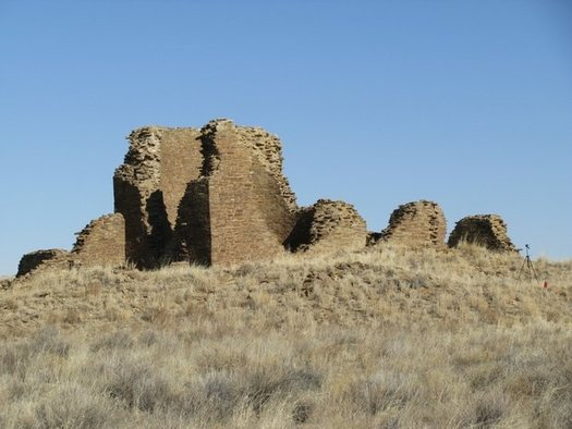 Navajo leaders want the BLM to halt new exploration near Chaco Culture National Historic Park until an environmental study is done. (National Park Service)