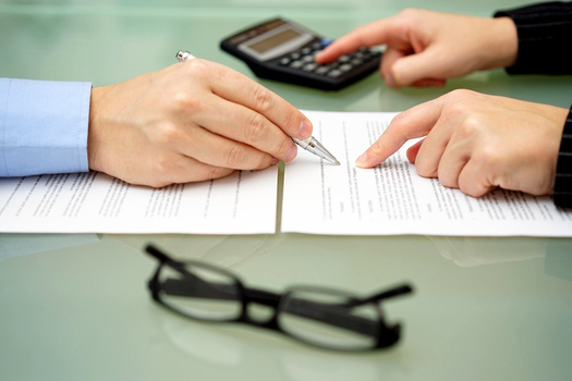 The AARP Foundation's Tax-Aide Program is available at 21 sites in Arkansas to prepare tax returns for people who can't afford professional help. (bernardasv/IStockphoto)