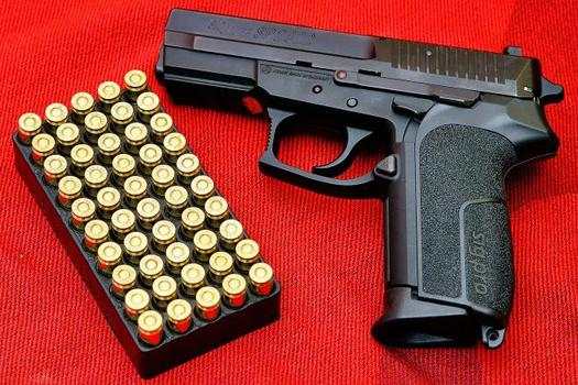 A measure is awaiting the signature of Gov. Chris Sununu that would repeal the current concealed carry restrictions in the Granite State. (Digital Journal-Wikimedia)