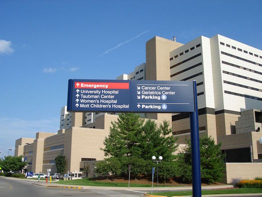 Expanding Medicaid has helped the financial health of Michigan's hospitals. (MetalliX/morguefile)