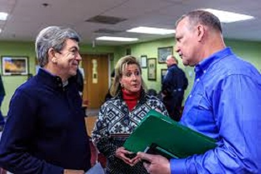 Conservationists are calling on Sen. Roy Blunt, R-Mo., to let his constituents know where he stands on President Donald Trump's pick to head the Environmental Protection Agency. (fema.gov)