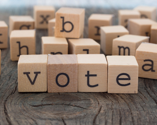 Tuesday's primary election in Wisconsin is likely to draw very sparse turnout, with only one statewide race on the ballot. (vesmil/iStockphoto)