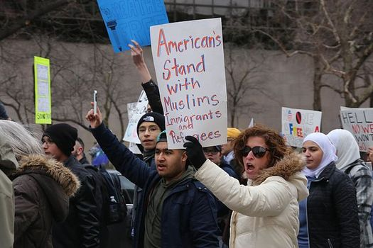 As local communities rally in support of immigrants, a report summarizing four decades of research concludes that immigrants do not increase crime. (Pixabay)