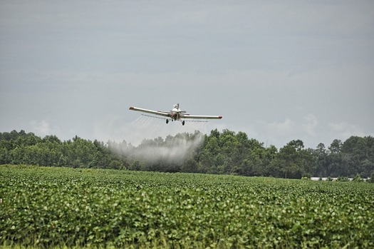Three proposed mega-mergers would create companies that would control nearly 70 percent of the world's pesticide market. (Friends of the Earth)