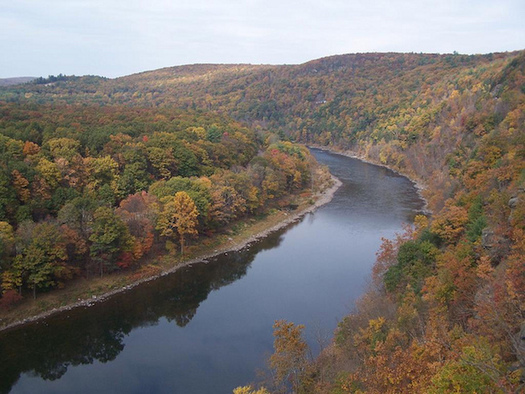 The Mariner East 2 pipelines would run more than 300 miles through 17 Pennsylvania counties. (Andy Arthur/Flickr)