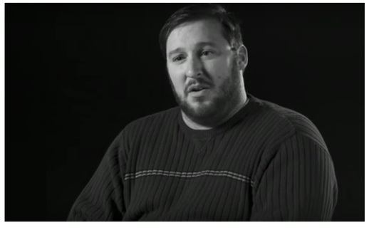 Heart-attack survivor Shane Mandel says more research can help other folks avoid what he's gone through. (American Heart Assn./YouTube)