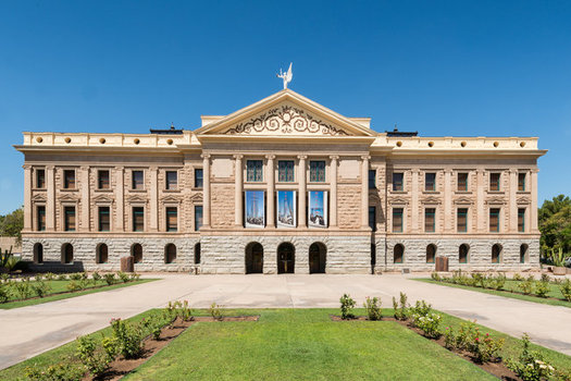 Today is Environmental Day at the Arizona State Capitol, which will host members of dozens of conservation groups. (gnagel/iStockphoto)