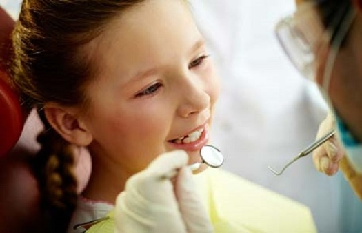 Early dental checkups can prevent problems for kids as they grow. (cdc.gov)