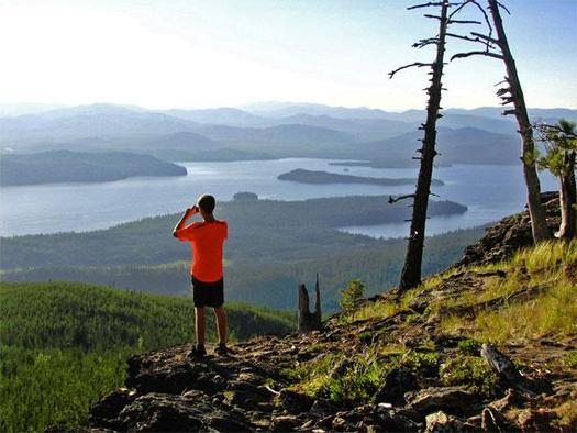 New research has found hundreds of thousands of acres of state land sold by Idaho appear to have violated the state's constitution. (Idaho State Parks & Recreation)