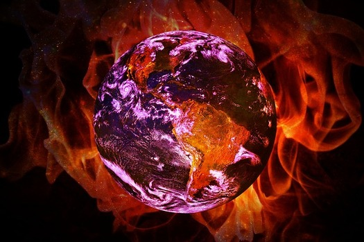 Scientists say global warming is causing climate changes that already are affecting Ohioans.  (Pixabay)