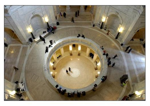 Comments from the public moved several Republican lawmakers in West Virginia to break with their party and vote against a controversial pollution bill. (W. Va. Legislature)