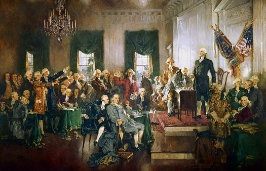 The only constitutional convention ever to take place in the United States was the original, in 1787. (geralt/PIxabay)