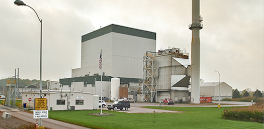 Advocates want their day in court regarding bias complaints with the permitting process for the Genesee Power Station. (CMS Energy)