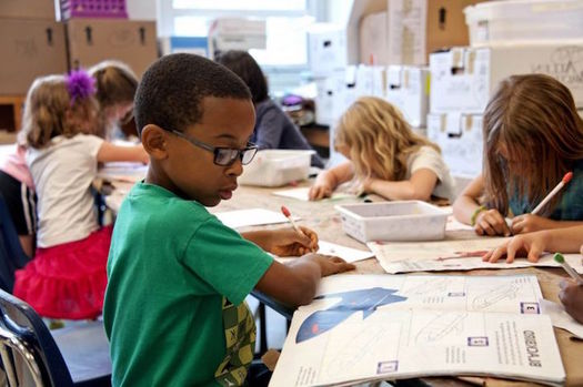 Nationally, African American children are six times more likely to have a parent in jail than are white children. (Amanda Mills/pixnio.com)