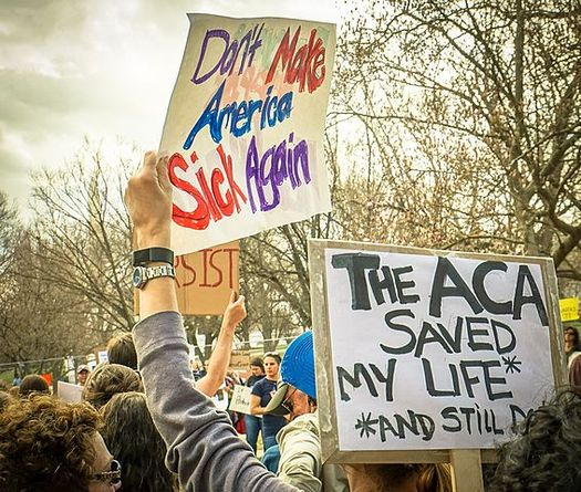 AARP has joined a growing chorus of groups objecting to a new bill to replace the Affordable Care Act. (Ted Eytan/Wikimedia Commons)