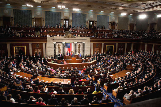 The U.S. House is scheduled to vote on the American Health Care Act on Thursday. (Lawrence Jackson/whitehouse.gov)