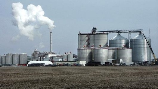 Minnesota ranks fourth in ethanol production in the U.S. (mn.us)