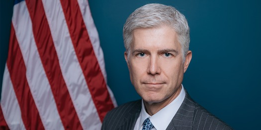 New reports show President Donald Trump's pick for the U.S. Supreme Court, Judge Neil Gorsuch, repeatedly has ruled against students with disabilities. (WhiteHouse.gov)