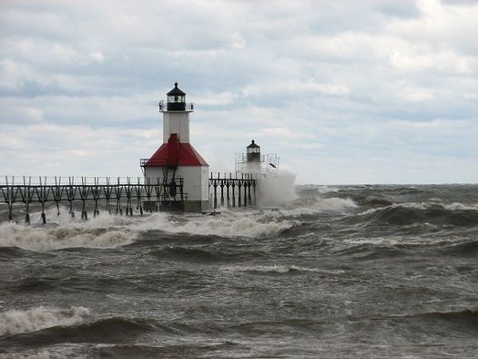 Members of Congress have been hearing from those who don't want to see an end to cleanup from the Great Lakes Restoration Initiative. (NOAA)