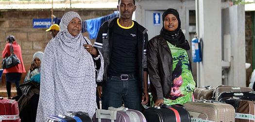 Un subsidio a las escuelas ayuda a los refugiados a reasentarse en los Estados Unidos. (CDC Global/Flickr)