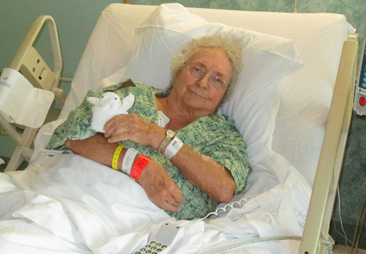 HR 1215 would shield nursing homes from liability for abuse and neglect. (Roger W/Flickr)