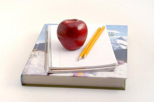 Los maestros de California dicen que har� falta m�s que una manzana al d�a para combatir los cambios en las pol�ticas migratorias y educativas que afectan a las escuelas p�blicas. (Jmiltenburg/morguefile)
