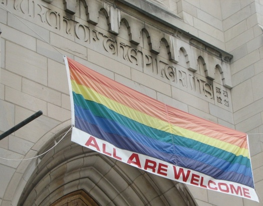 LGBTQ activists are concerned about a U.S. Census Bureau decision to delete questions about sexual orientation and gender identity. (Drama Queen/Wikimedia Commons)