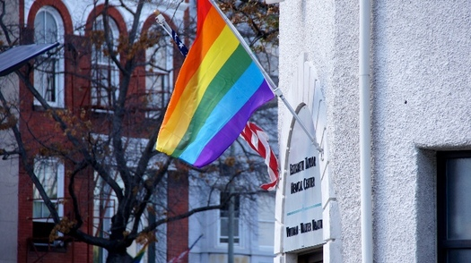 """Some members of the LGBTQ community say they feel """"invisible,"""" since sexual orientation and gender identity questions won't be part of the 2020 Census. (Ted Eytan/Flickr)"""