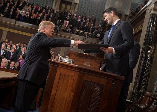 Physicians say Medicare for All would help President Donald Trump make good on promises for better coverage and benefits. (Wikimedia Commons)