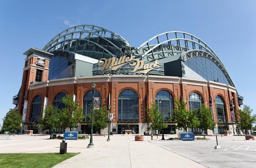 Milwaukee's Miller Park has become the 12th Major League Baseball stadium to prohibit smokeless tobacco. (wellesenterprises/iStockphoto)