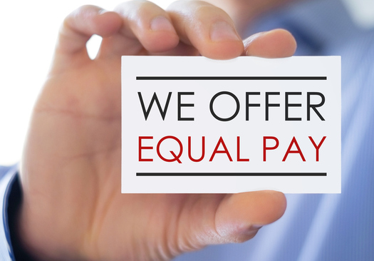 Businesses not working toward pay equity for women could be making themselves less competitive. (gguy44/iStock)