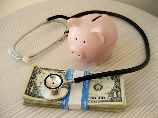 One study estimates the New York Health Act would save almost $45 billion in the first year. (401(K) 2012/Flickr)
