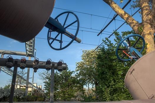 El sellado de las fugas de gas natural en los ductos y los pozos est� creando empleos y reduciendo la contaminaci�n ambiental. (Pixabay)